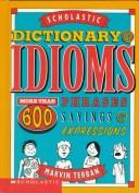 Download Scholastic dictionary of idioms