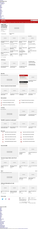 BBC at Monday Oct. 16, 2017, 5 p.m. UTC