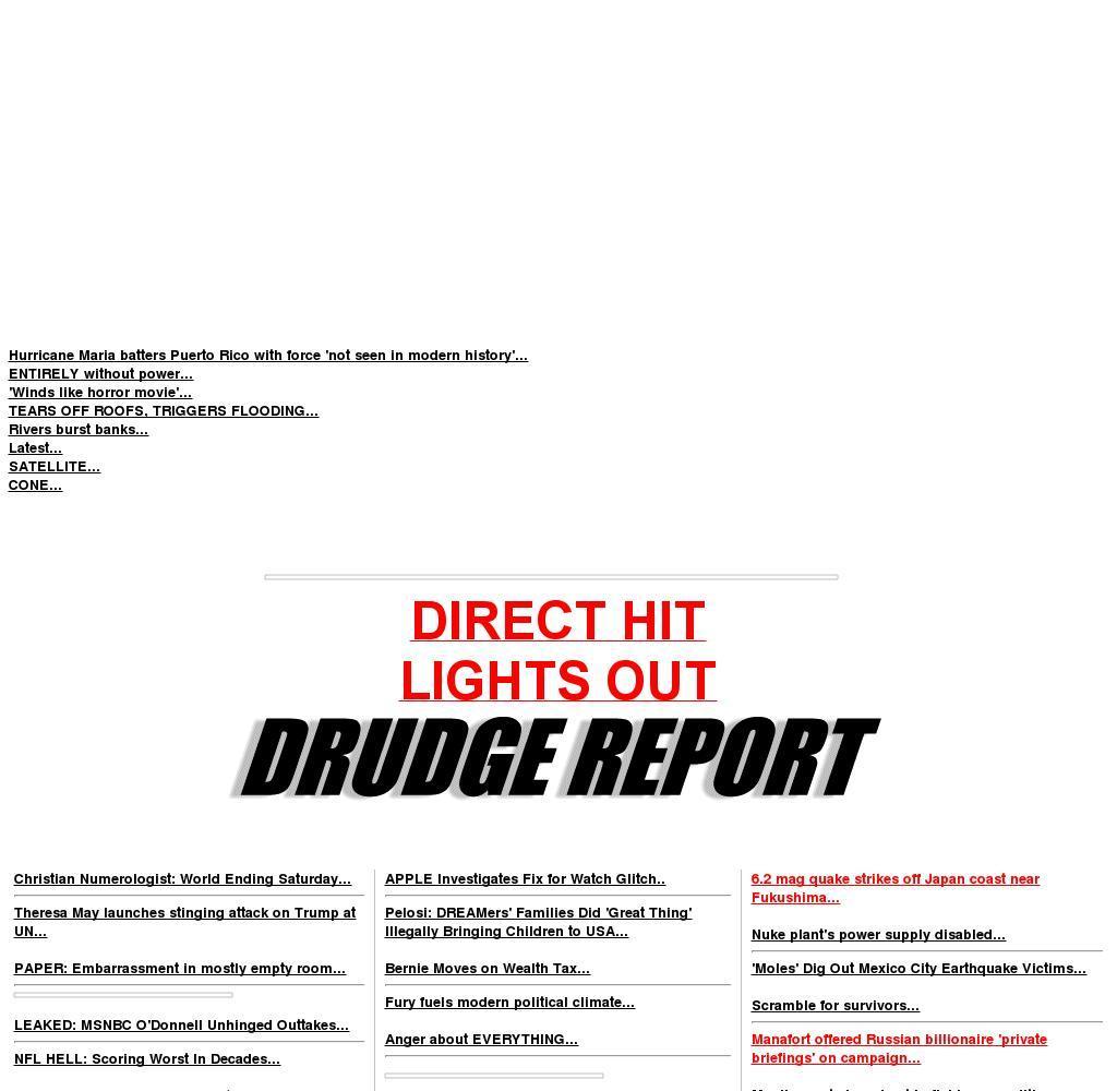 Drudge Report